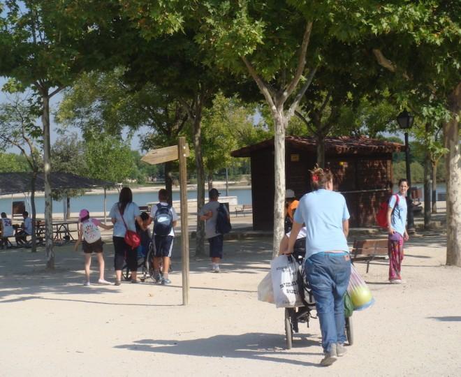 Actividades de ocio con niños y niñas con diversidad funcional
