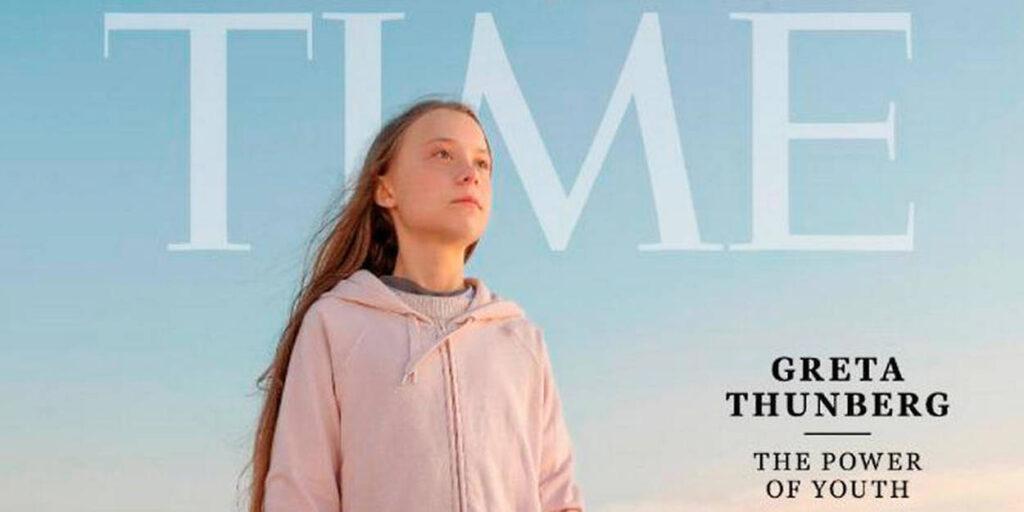 Greta Thunberg ejemplo de liderazgo juvenil